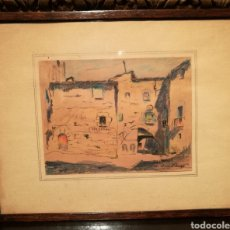 Arte: GUIMERÀ POR JOAN VILA PUIG (1890-1963). Lote 293902398