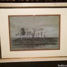 Arte: VISTA DE ROMA POR TOMÀS MORAGAS (1837-1906). Lote 293903103