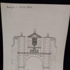 Arte: DIBUJO ORIGINAL A.VICENTE, PUBLICADO POR SALVAT. Lote 295307098