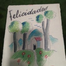 Arte: DIBUJO, AUTOR DESCONOCIDO. Lote 295586423