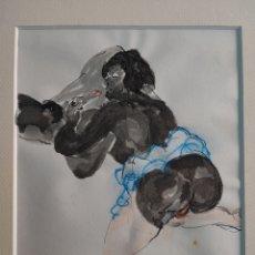 Arte: AGUADA SOBRE PAPEL XX. Lote 295990993