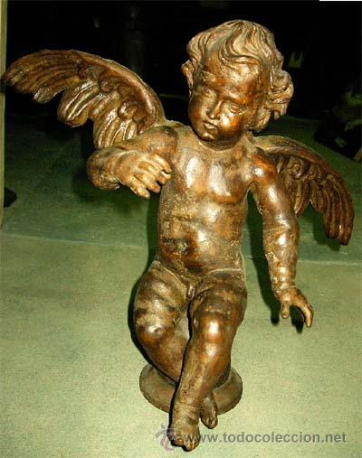 ángel antiguo