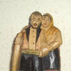 Arte: PAREJA DE AMORIÑOS,AÑOS 50. Lote 23378266
