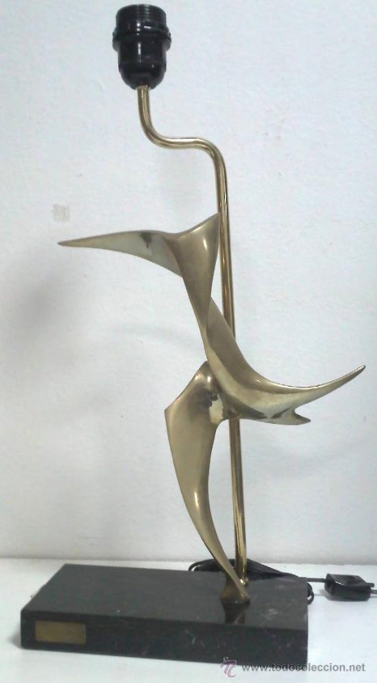ESCULTURA DE BRONCE FIRMADA Y NUMERADA (Arte - Escultura - Bronce)