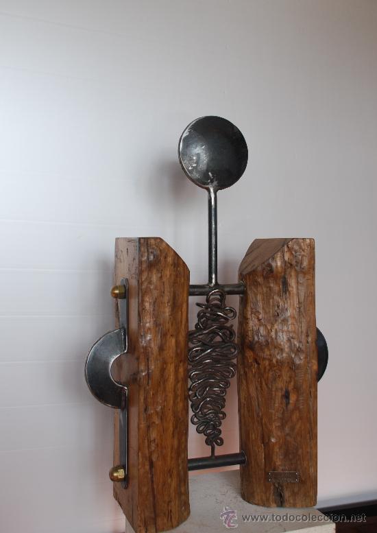 escultura anatomia de algun politico. - Comprar Esculturas de Hierro ...