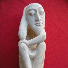 Art - ESCULTURA EN PIEDRA CALIZA - 21343411