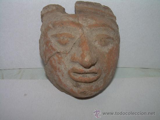 FIGURA DE TERRACOTA..............PRECOLOMBINA. (Arte - Escultura - Terracota )