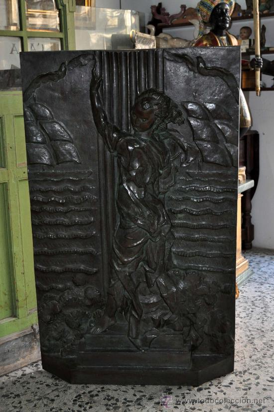 Importante escultura del valenciano vicente nav comprar esculturas de bronce antiguas en - Vicente navarro valencia ...