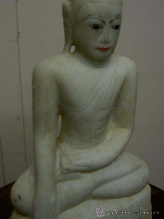 Arte: Buda alabastro XVIII - Foto 6 - 28525830