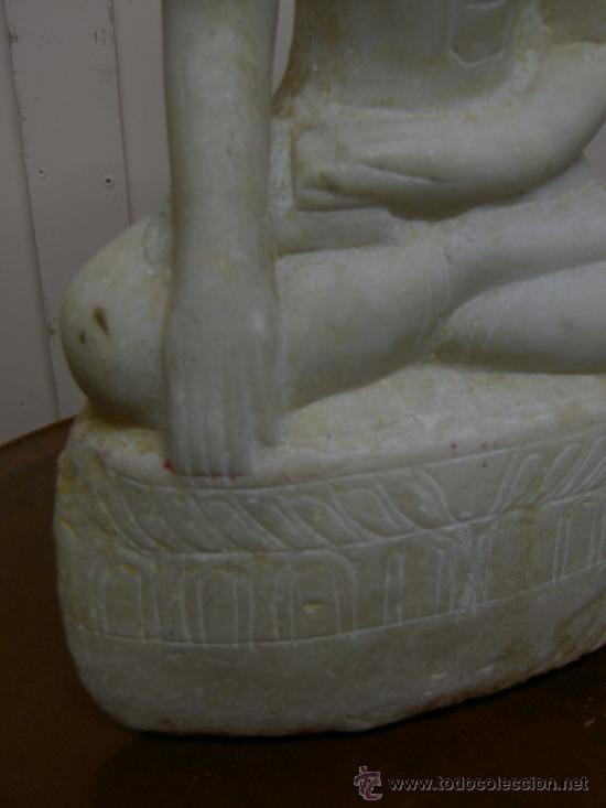 Arte: Buda alabastro XVIII - Foto 3 - 28525830