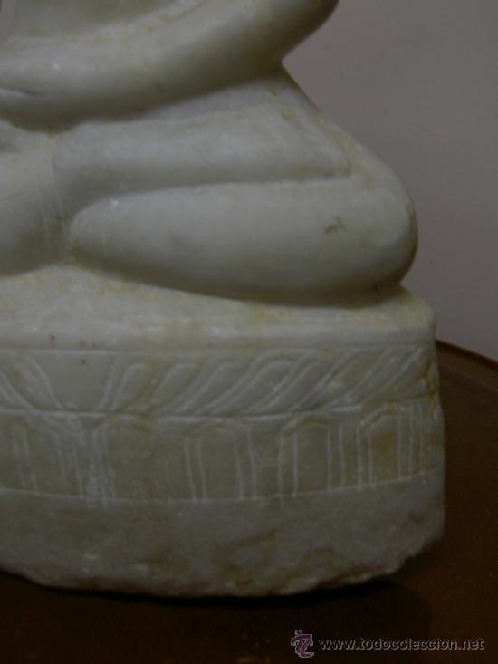 Arte: Buda alabastro XVIII - Foto 11 - 28525830