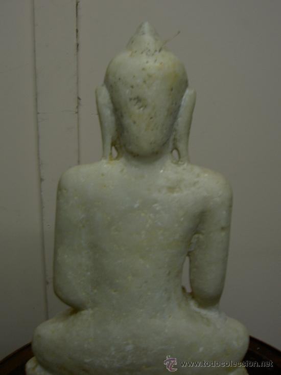 Arte: Buda alabastro XVIII - Foto 2 - 28525830