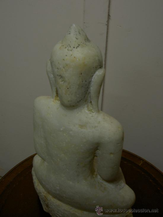 Arte: Buda alabastro XVIII - Foto 7 - 28525830