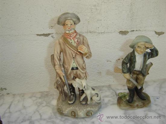 2 FIGURAS DE TERRACOTA (Arte - Escultura - Terracota )