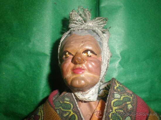 Arte: mujer de tarracota vestida - Foto 9 - 28494968