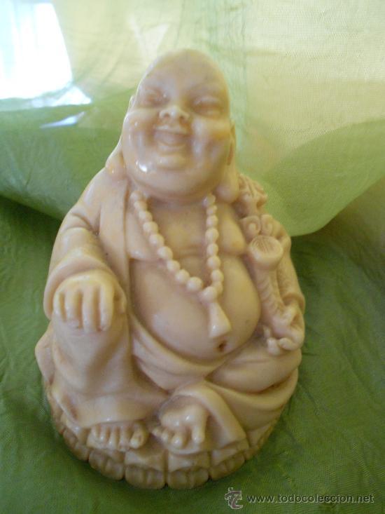 BUDA (Arte - Escultura - Resina)