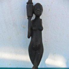 Arte: FIRURA AFRICANA MADERA. Lote 37830466