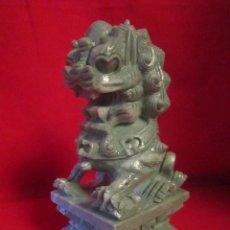 Art - Dragón tallado en piedra. Oriental. - 28337037