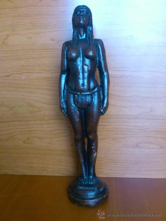Arte: Escultura en terracota, hecha en Cartagena de Indias . - Foto 12 - 38512427
