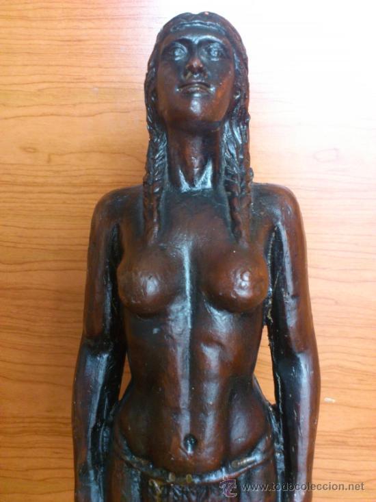 Arte: Escultura en terracota, hecha en Cartagena de Indias . - Foto 2 - 38512427