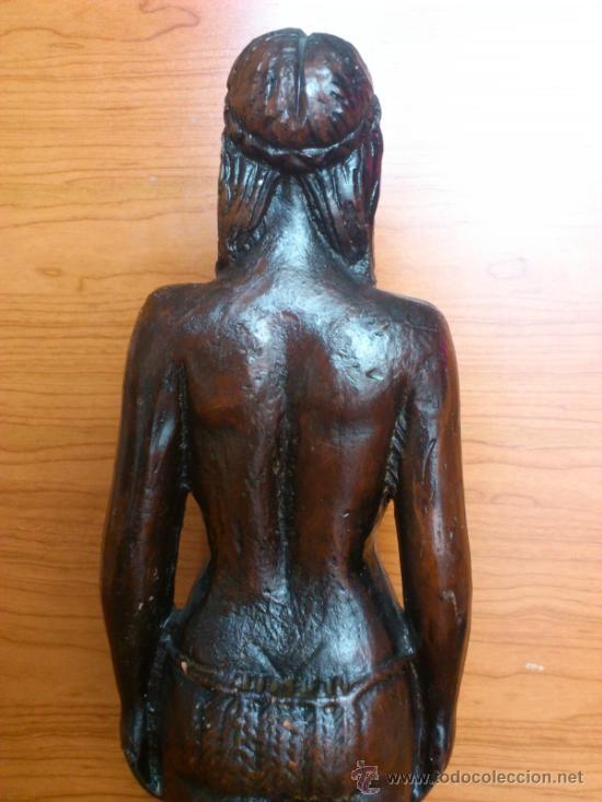 Arte: Escultura en terracota, hecha en Cartagena de Indias . - Foto 4 - 38512427