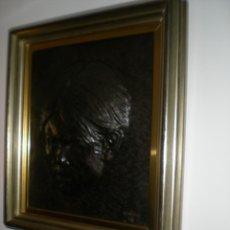 Arte: RELIEVE DE MIGUEL MORENO. Lote 40640680
