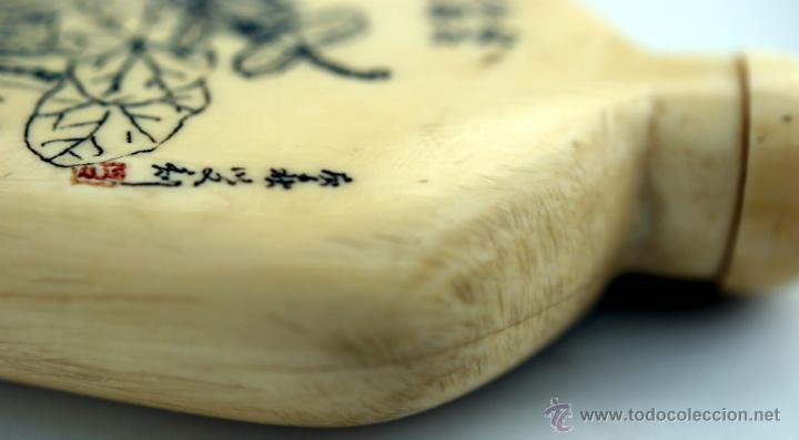 Arte: TABAQUERA CHINA PARA RAPÉ - S. XIX - Foto 7 - 42957975
