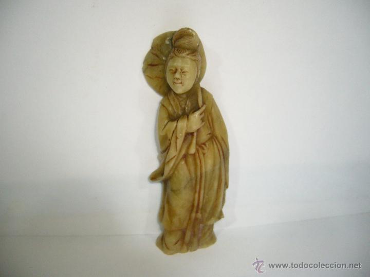 Arte: escultura antigua de piedras - Foto 2 - 43031396
