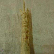 Arte: ANTIGUA TALLA BALINESA EN HUESO . Lote 44139153