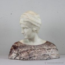 Arte: ESCULTURA ART NOUVEAU DE GIUGELMO PUGI (1875-1935). Lote 45015136
