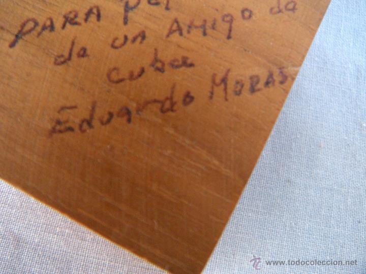 Arte: EL VUELO ESCULTURA DE PIEDRA EDUARDO MORAS - Foto 3 - 46825921