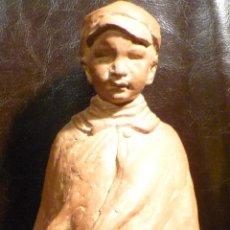 Arte: CHICO CON UNA PELOTA DE JULIO MARTI SOLANES (1873-1921). Lote 54484493