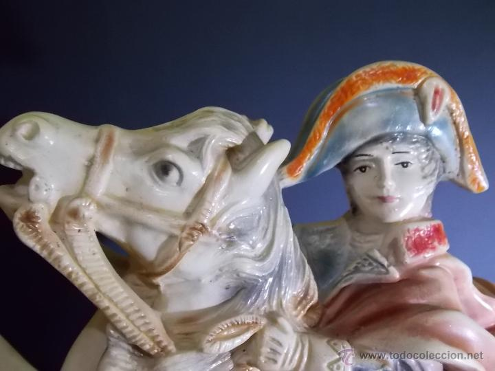 Arte: figura escultura de estuco o terracota Napoleon - Foto 11 - 52315243