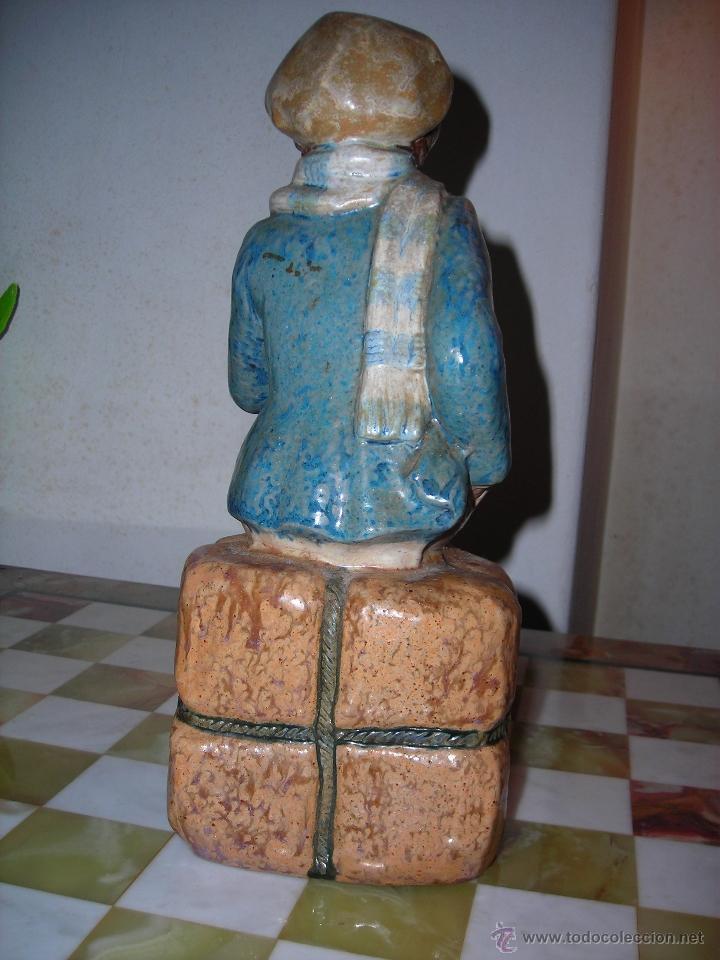 Arte: Escultura de cerámica de NADAL. Descatalogada. - Foto 4 - 53502132