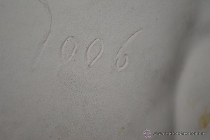 Arte: MAGNIFICA PAREJA DE ANGELES CUPDOS EN TERRACOTA,S. XIX - Foto 17 - 54659694