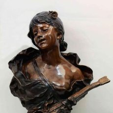 Arte: BRONCE ART NOUVEAU. Lote 54721882