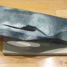 Arte: FERRER MIR. ESCULTURA. PIEDRA SANTANYI. MALLORCA. BALEARES. Lote 54878479