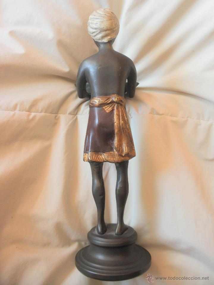 Arte: Figura en bronce - Foto 3 - 55013912