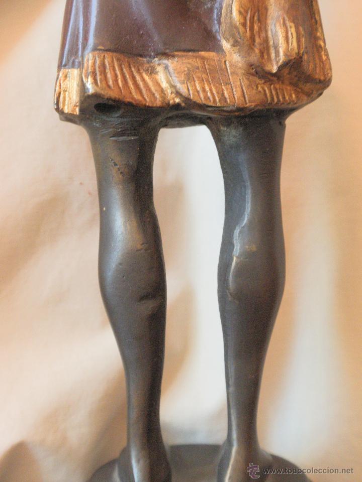 Arte: Figura en bronce - Foto 16 - 55013912