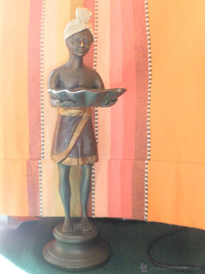 Arte: Figura en bronce - Foto 19 - 55013912