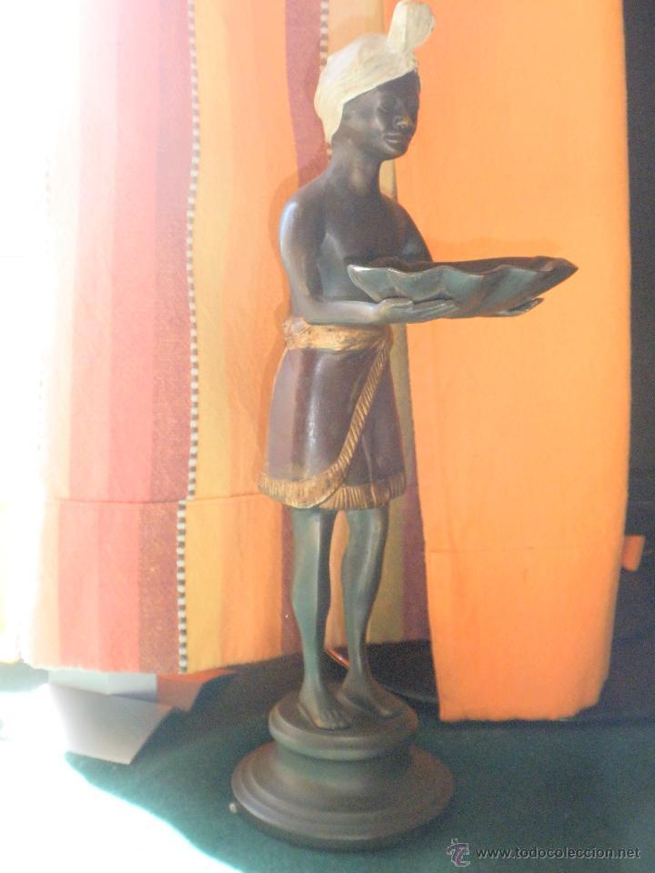 Arte: Figura en bronce - Foto 20 - 55013912