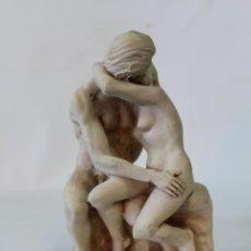 Arte: FIGURA EN RESINA FIRMADA A.SANTINI. Lote 55018961