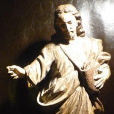 Arte: ESPLENDIDO SAN JOSE MUY PROXIMO A LUISA ROLDAN LA ROLDANA (1652-1705). Lote 56127219
