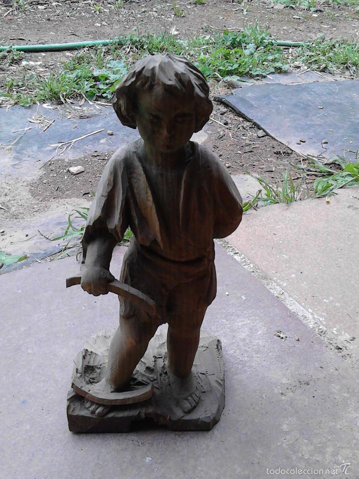 Arte: talla niño - Foto 2 - 56302418