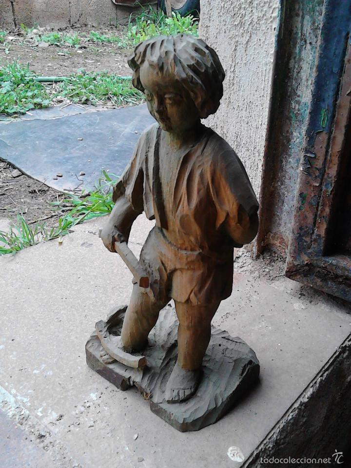 Arte: talla niño - Foto 3 - 56302418