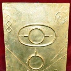 Arte: XAVIER CORBERO I OLIVELLA (BARCELONA, 1935) ESCULTURA EN BRONCE FIRMADA. Lote 56499633