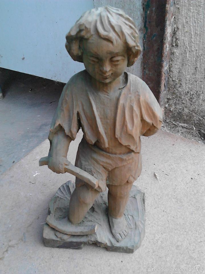Arte: talla niño - Foto 9 - 56302418