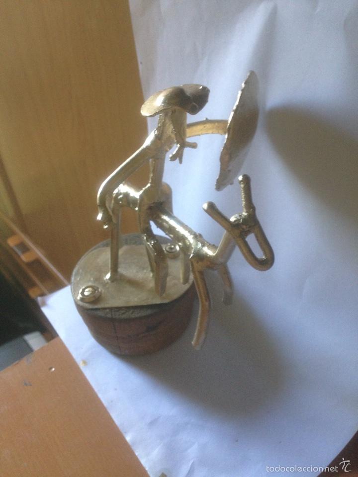 Arte: Escultura de hierro y bronce - Foto 4 - 61406710