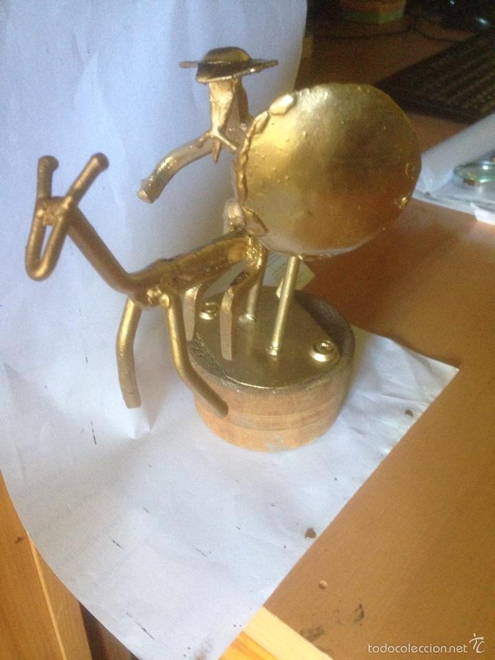 Arte: Escultura de hierro y bronce - Foto 5 - 61406710
