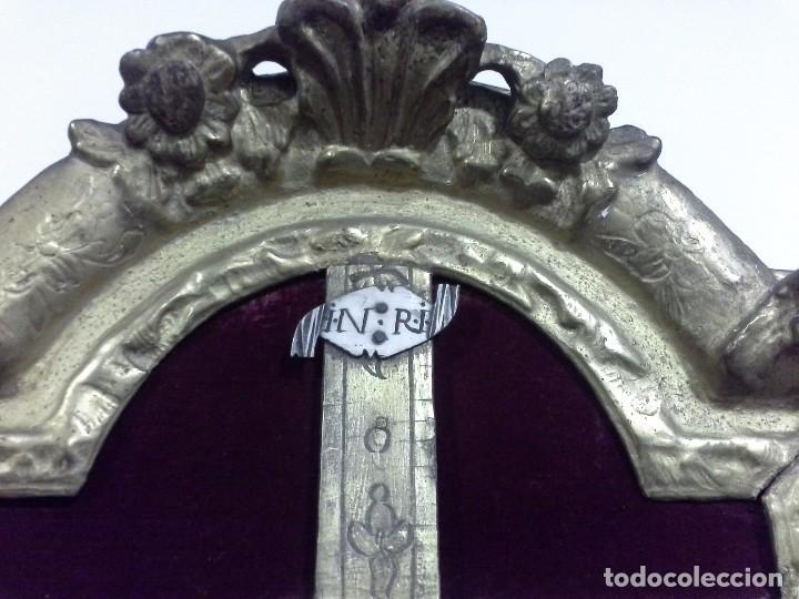Arte: Cuadro cristo de marfil. S.XVIII - Foto 3 - 62069092